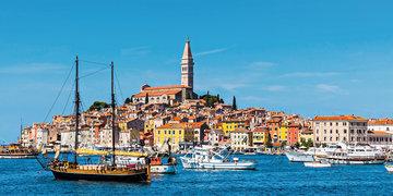 Istria - rekordowa Pula atrakcji