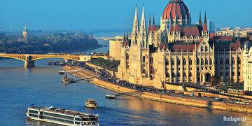 Nad Dunajem i Wełtawą