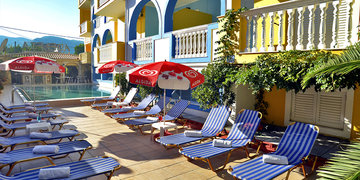Hotel Georginia Inn