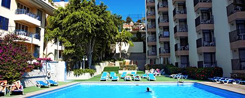 Viešbutis DORISOL BUGANVILIA