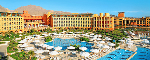 Viešbutis STRAND TABA HEIGHTS BEACH & GOLF RESORT (buvęs pav. InterContinental)