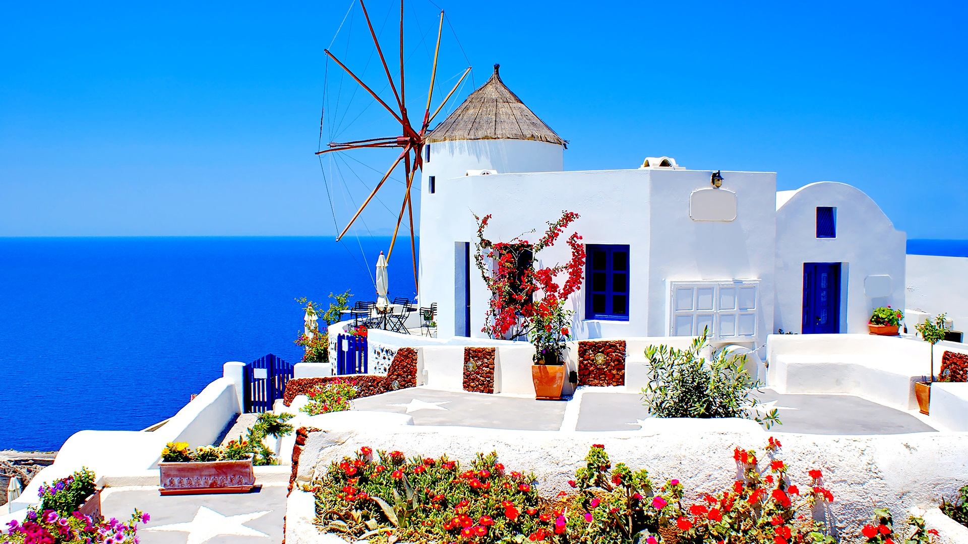 Hotel Belvedere Suites Santorini Greece Holidays Reviews Itaka