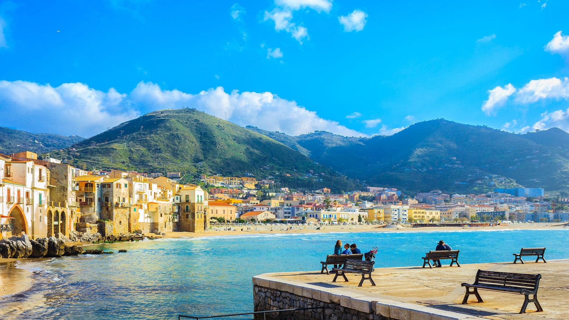 176dc2b19a2c54 Hotel Santa Lucia e Le Sabbie D'oro - Sycylia, Włochy - Wczasy ...