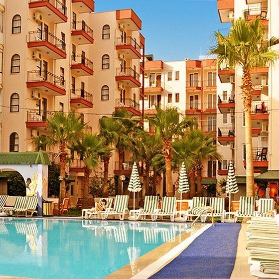 Hotel Astor Beach - Alanya, Turcja - Wczasy, Opinie | ITAKA