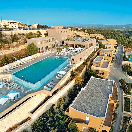 Hotel Rimondi Grand Resort Spa Crete Greece Holidays