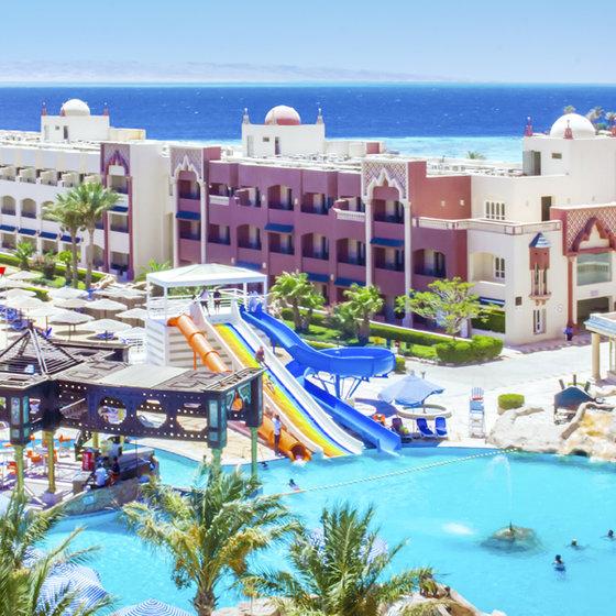 Hotel Sunny Days El Palacio Hurghada Egypt Holidays Reviews