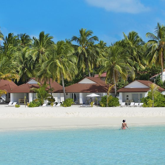 Hotel Diamonds Thudufushi Malediwy