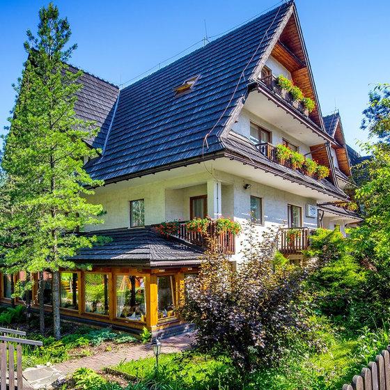 Hotel Czarny Potok Gory Polska Wczasy Opinie Itaka
