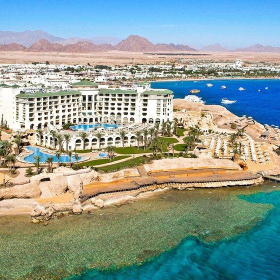 Hotel Stella Di Mare Beach Spa Sharm El Sheikh Egypt Holidays Reviews Itaka