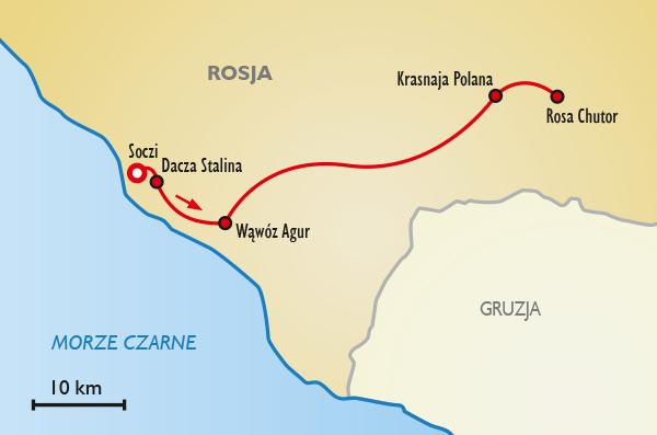 Soczi I Dolina Legend Russia Tours Reviews Itaka