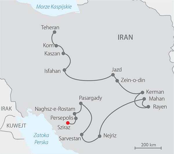 Ogrody Na Jedwabnym Szlaku Iran Wycieczki Opinie Itaka