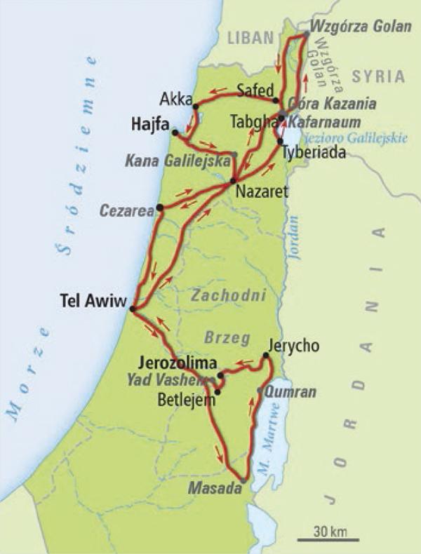Ziemia Obiecana Izrael Wycieczki Opinie Itaka