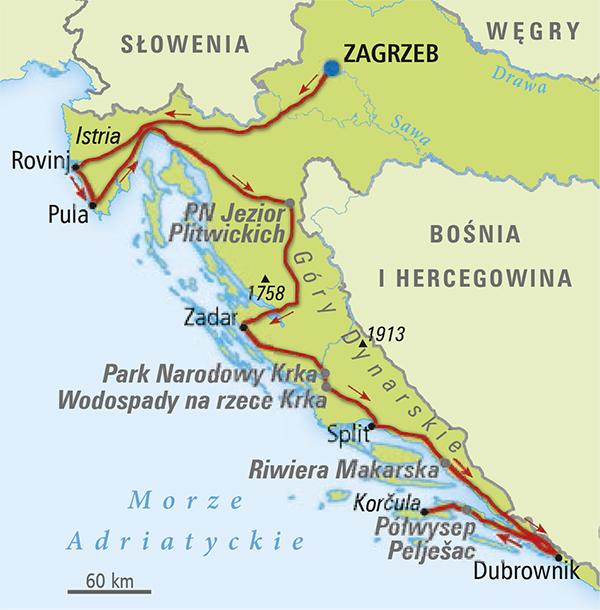 Chorwacki Strzal W Dziesiatke Chorvatsko Vylety Recenze Itaka