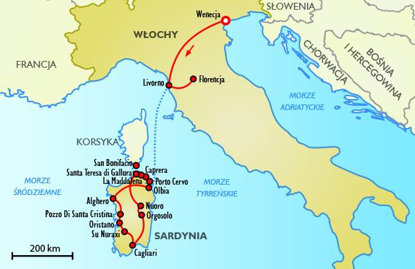 Sardynia - trzy życzenia - Itálie - Výlety, Recenze | ITAKA