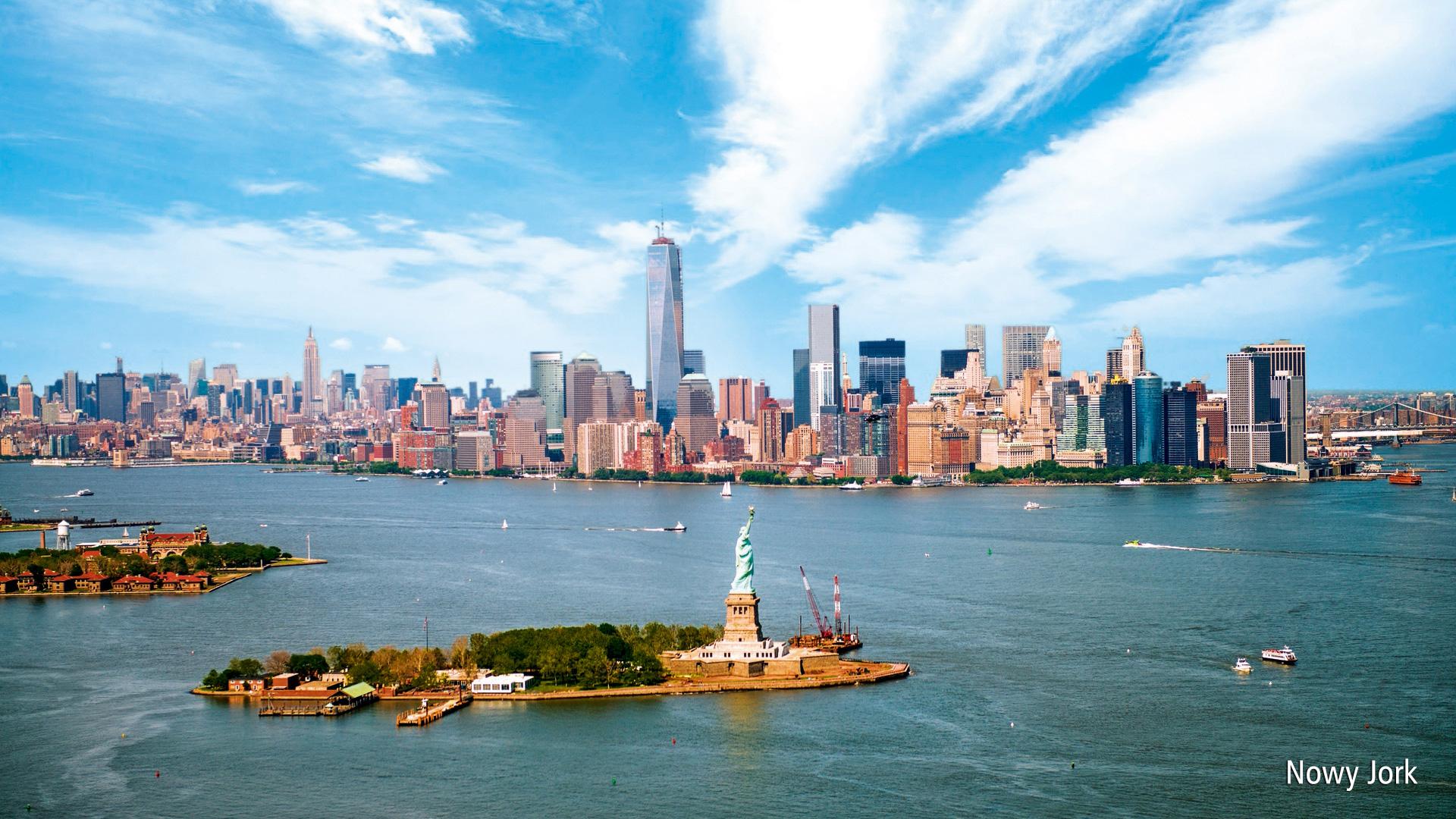 Niujorkas - visada gera idėja