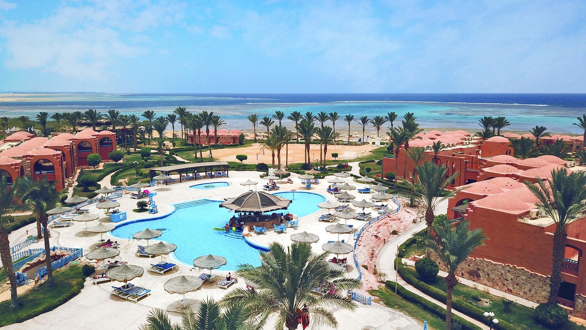 Viešbutis HOTELUX ORIENTAL COAST MARSA ALAM