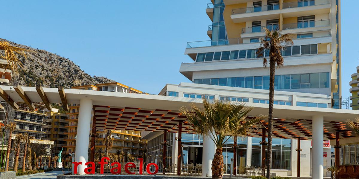 Viešbutis RAFAELO RESORT