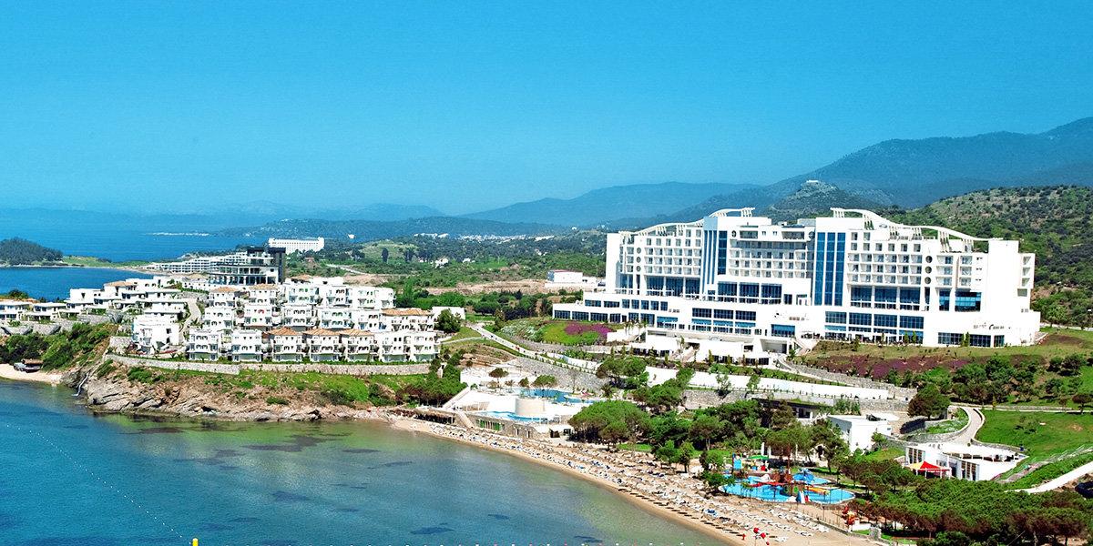 Viešbutis ARIA CLAROS BEACH & SPA RESORT
