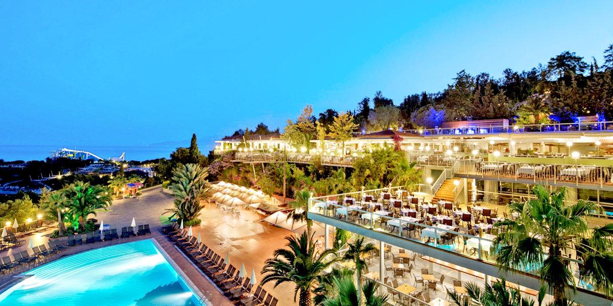 Viešbutis PINE BAY