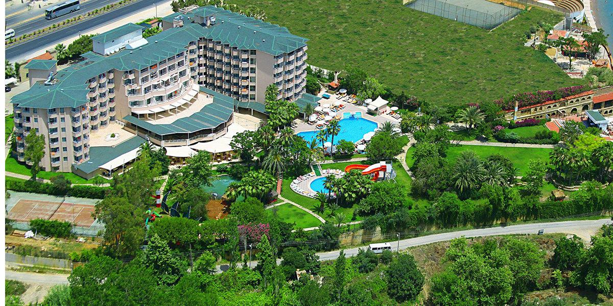 Viešbutis AVENTURA PARK