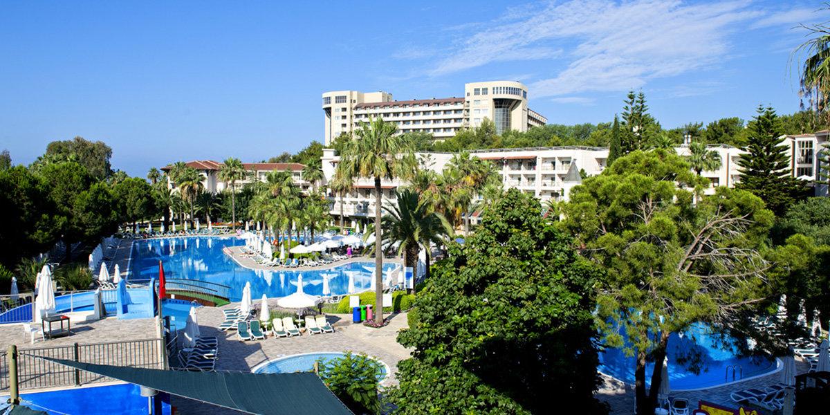 Viešbutis BARUT HEMERA