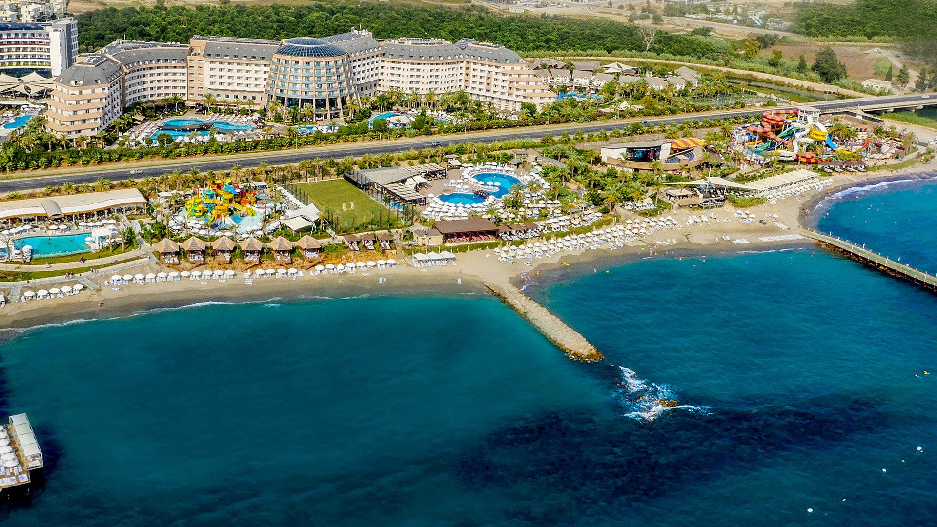Viešbutis LONG BEACH RESORT AND SPA