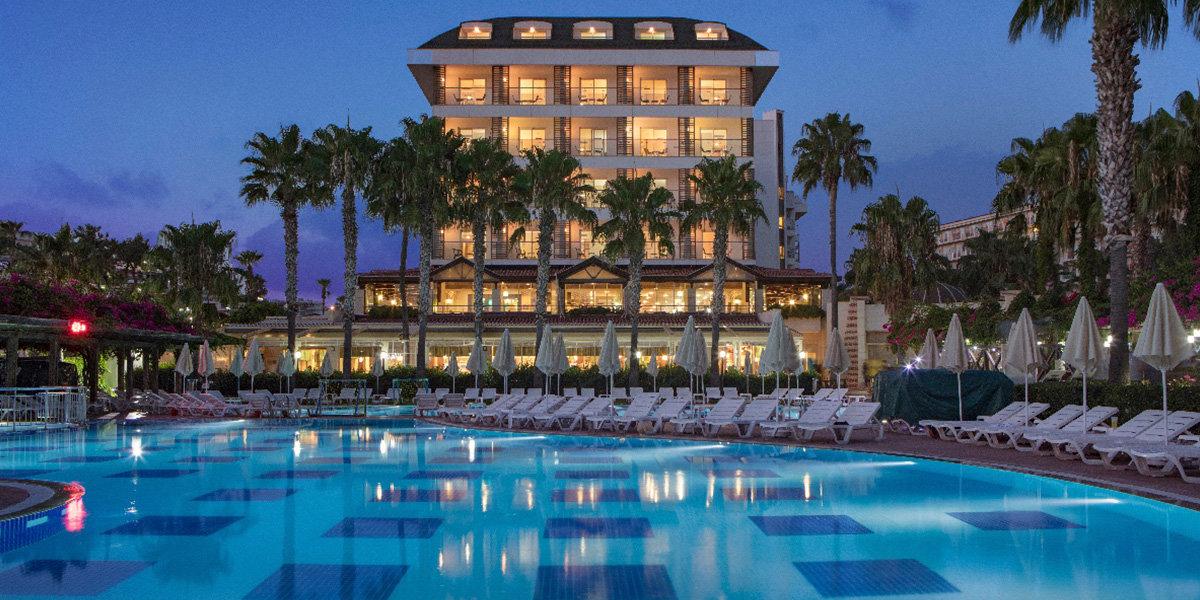 Viešbutis TRENDY PALM BEACH