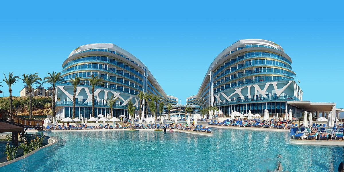 Viešbutis VIKINGEN INFINITY RESORT & SPA