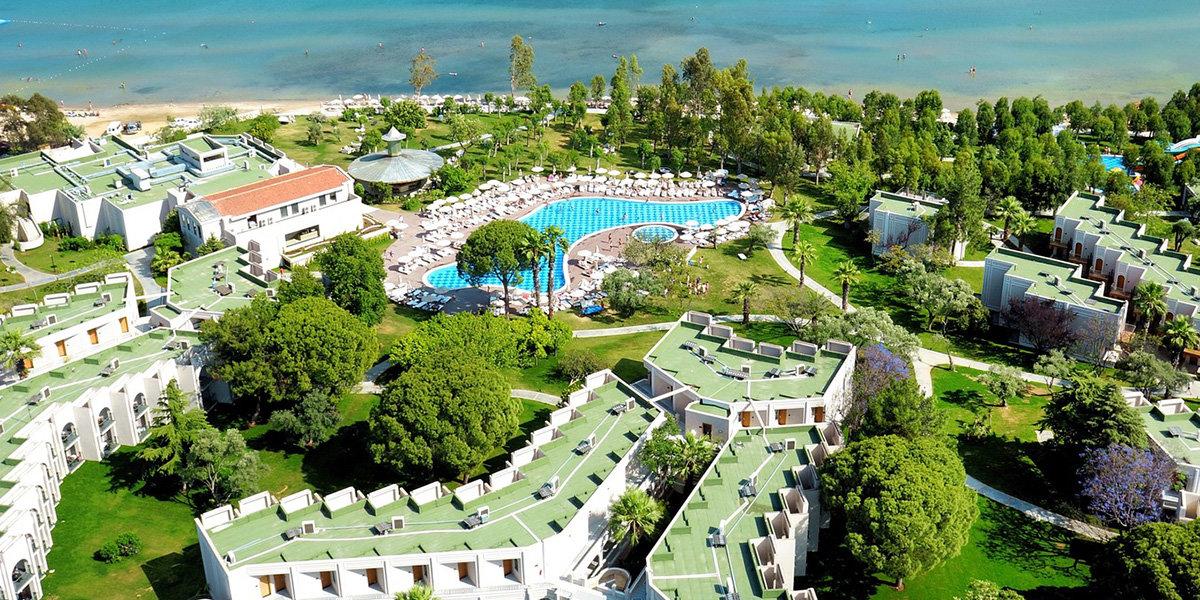 Viešbutis ROXY LUXURY SPA (buvęs pav. – AURUM SPA & BEACH RESORT)
