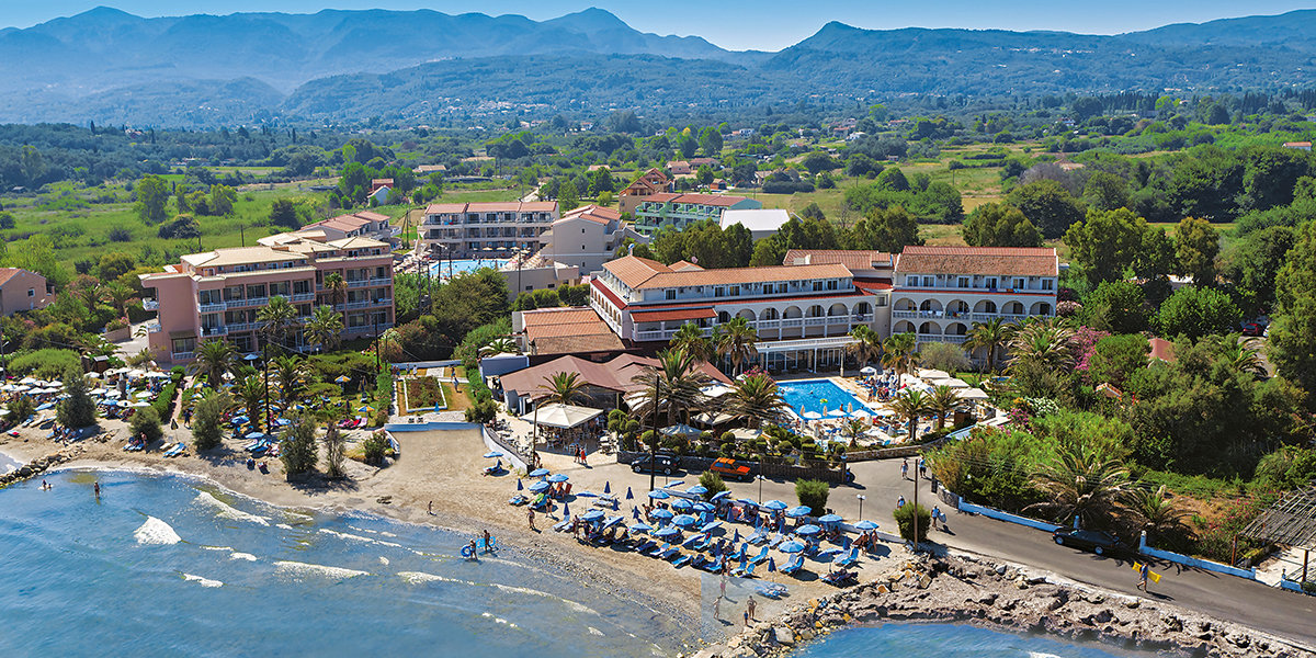 Viešbutis ANGELA BEACH