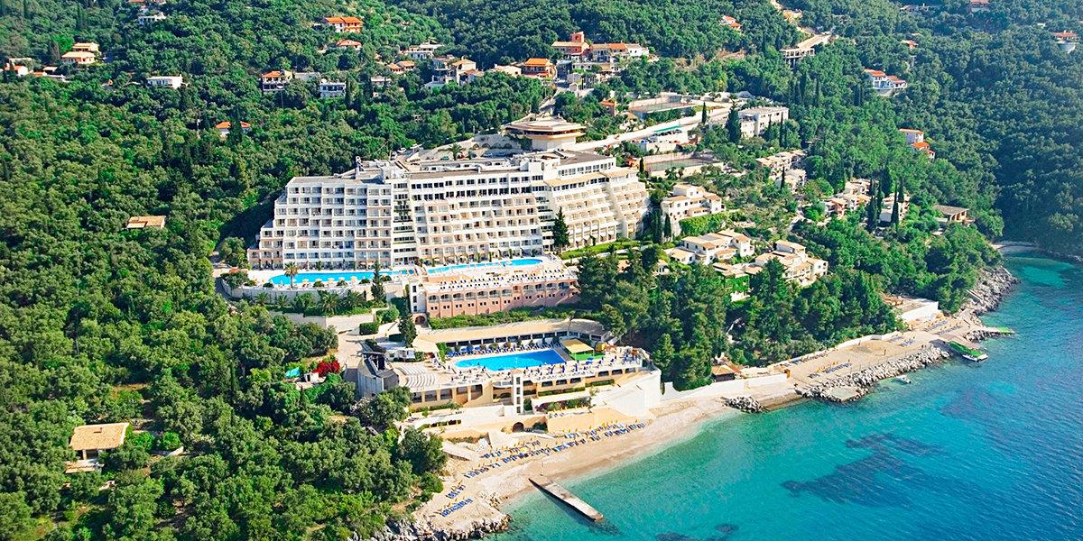 Viešbutis SUNSHINE CORFU & SPA