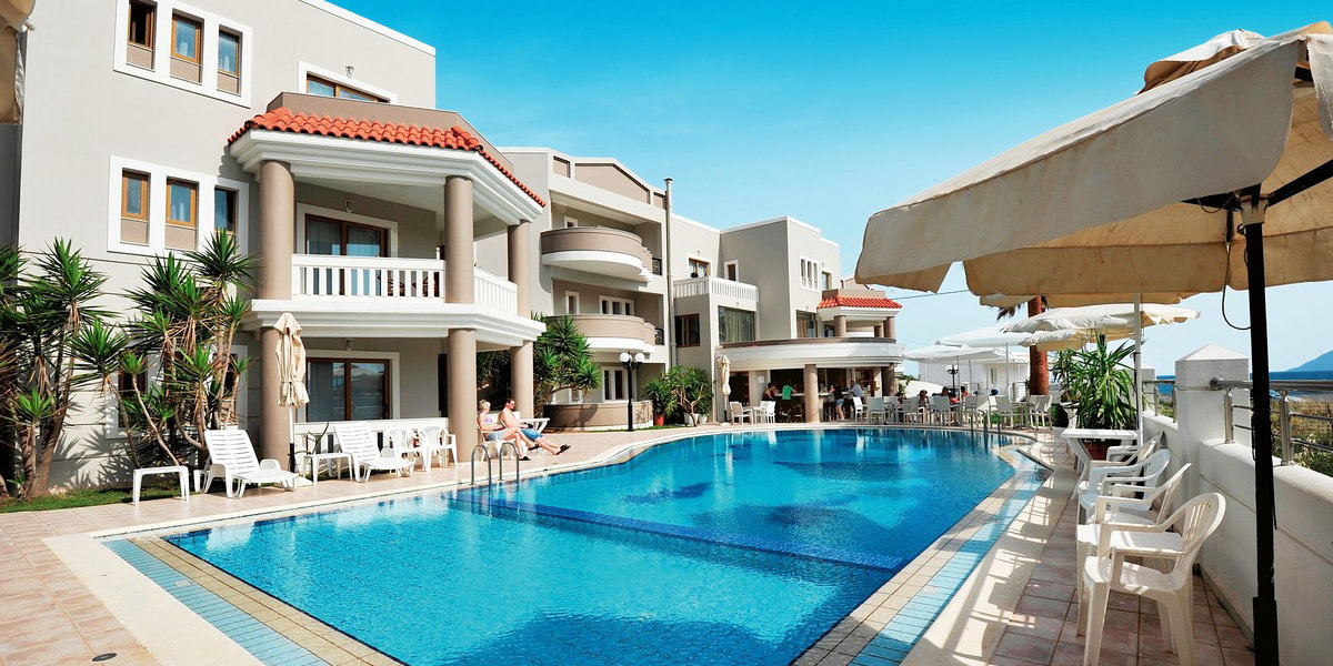 Viešbutis Stavroula Palace