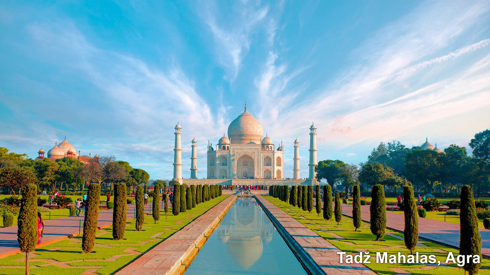 Indijos spalvos
