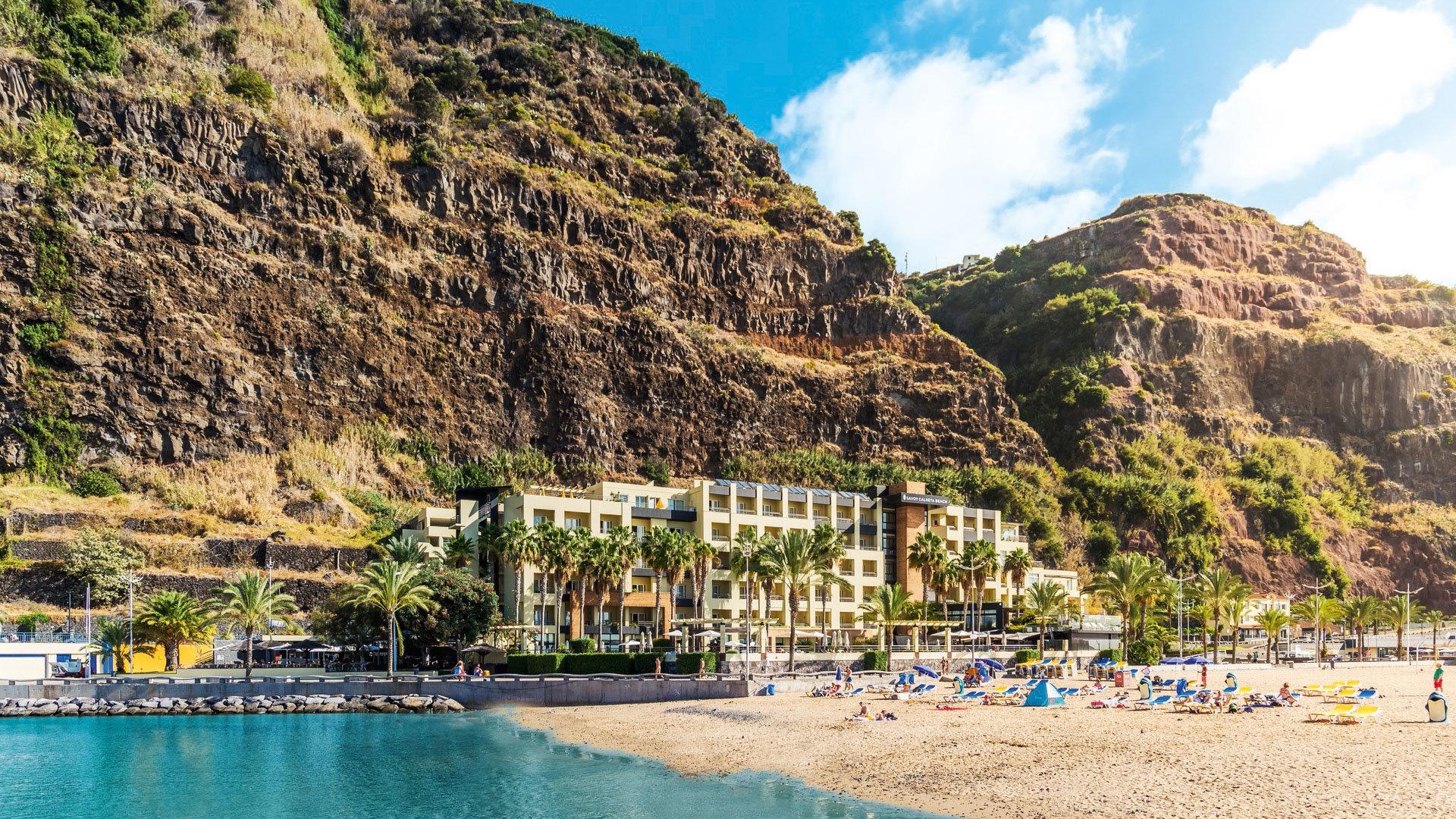 Отель CALHETA BEACH
