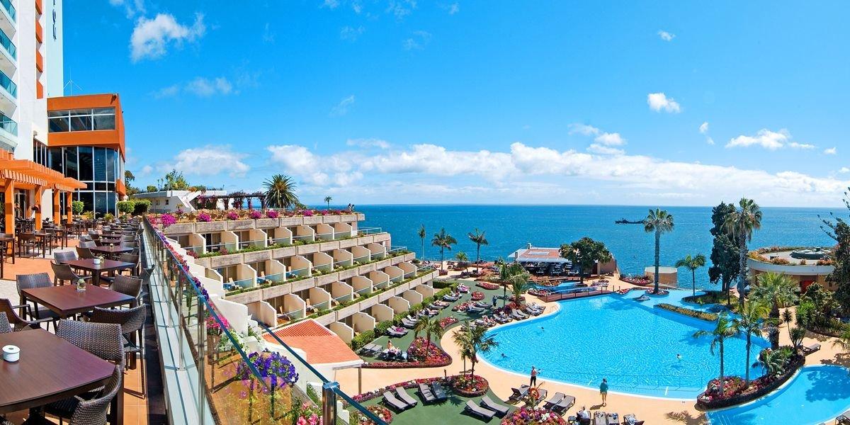 Viešbutis PESTANA CARLTON MADEIRA PREMIUM OCEAN RESORT