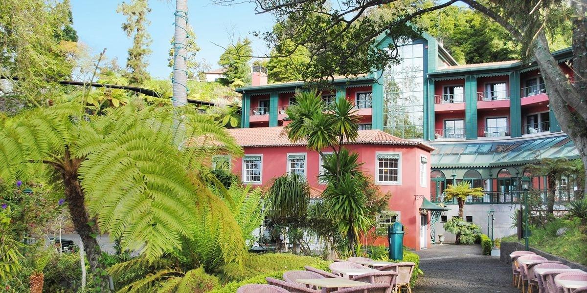 Отель QUINTA DO MONTE PALACE GARDENS