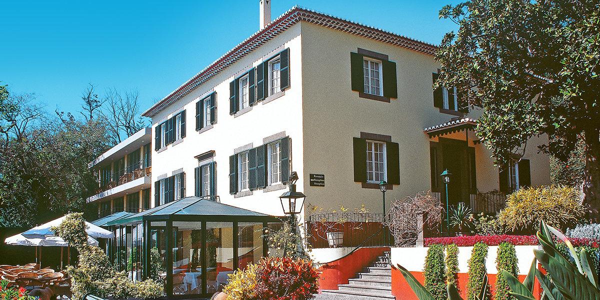 Отель QUINTA PERESTRELLO HERITAGE HOUSE