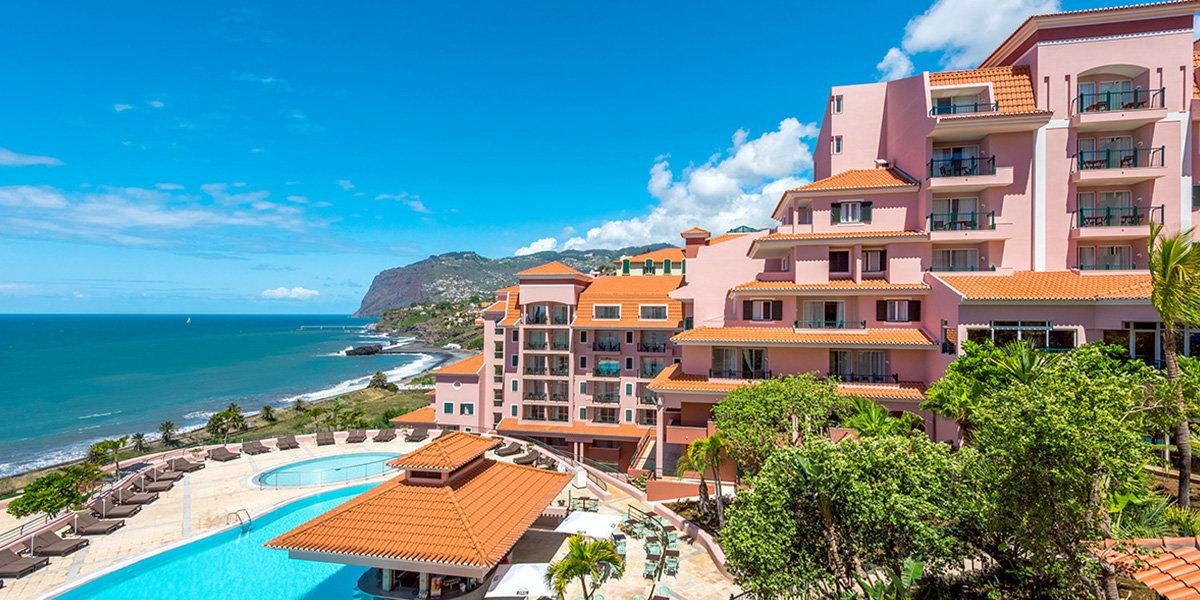Отель PESTANA ROYAL PREMIUM ALL INCLUSIVE OCEAN & SPA RESORT
