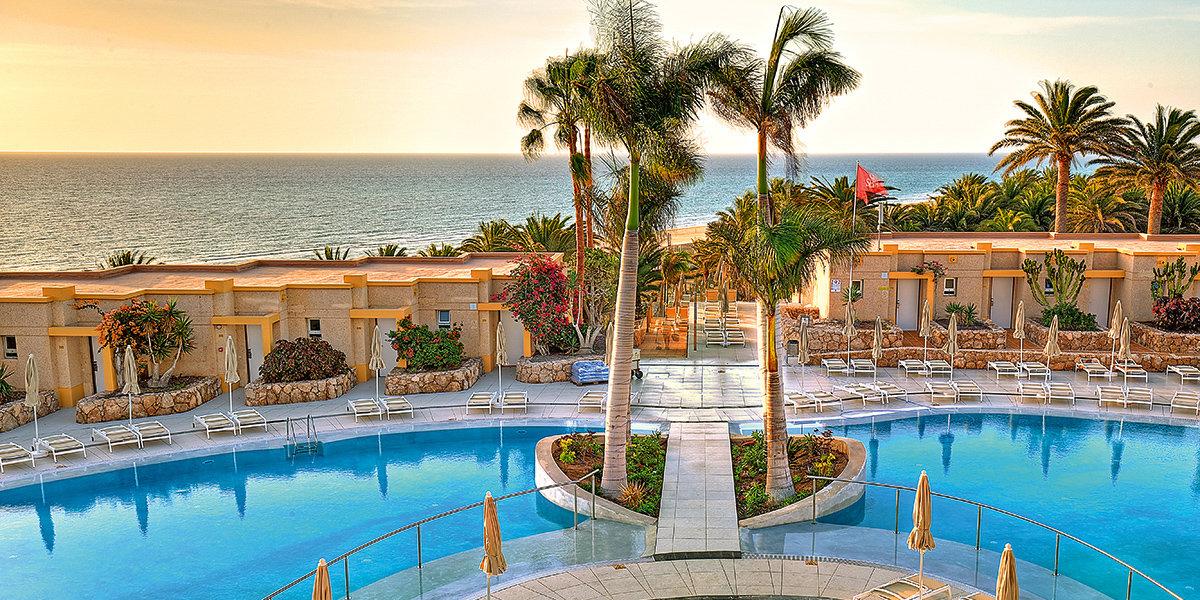 Viešbutis SBH MONICA BEACH