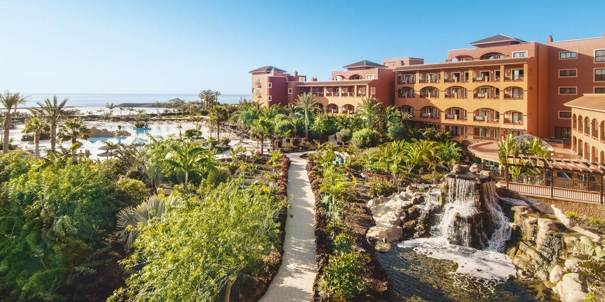 Отель SHERATON FUERTEVENTURA BEACH, GOLF & SPA RESORT