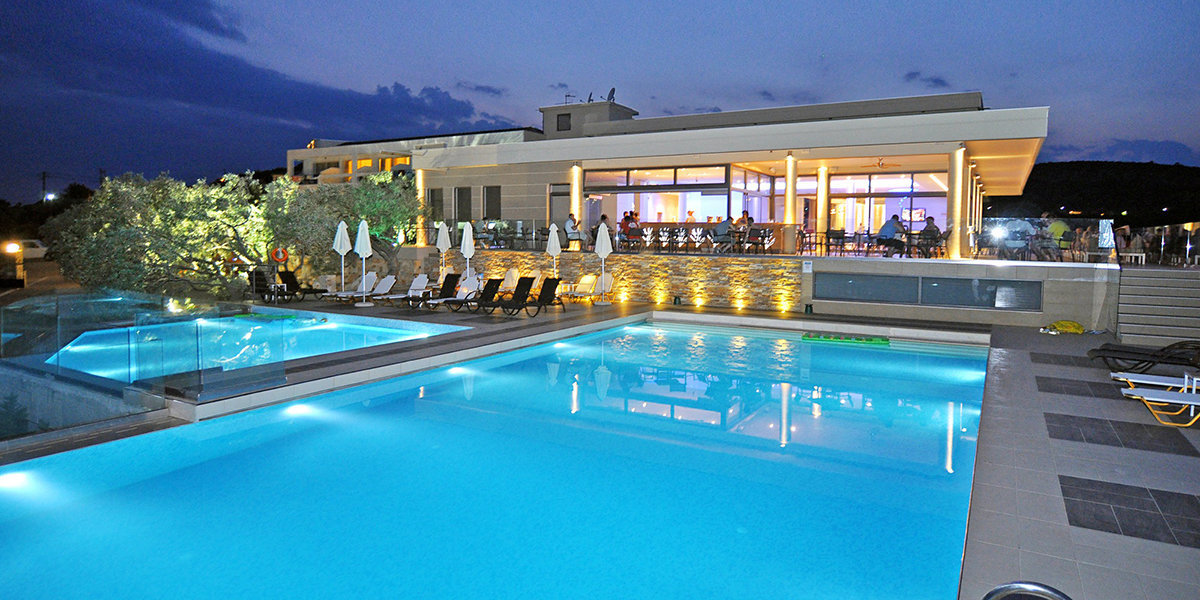 Viešbutis AEOLIS THASSOS PALACE