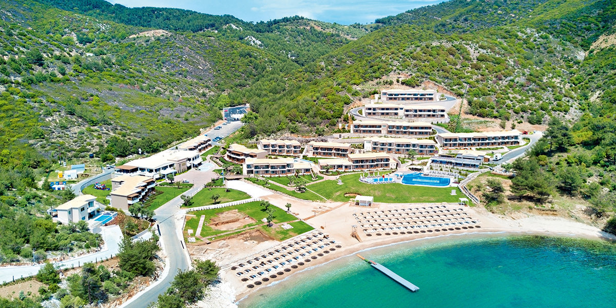 Отель THASSOS GRAND RESORT