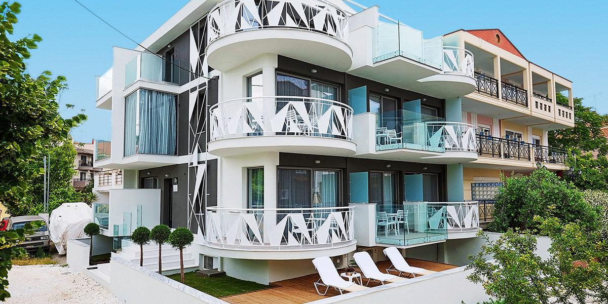 Apartamentai LA BOHEME LUXURIOUS