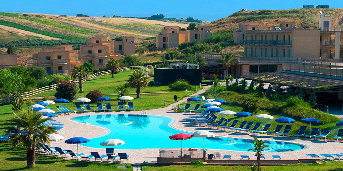 Отель MENFI BEACH