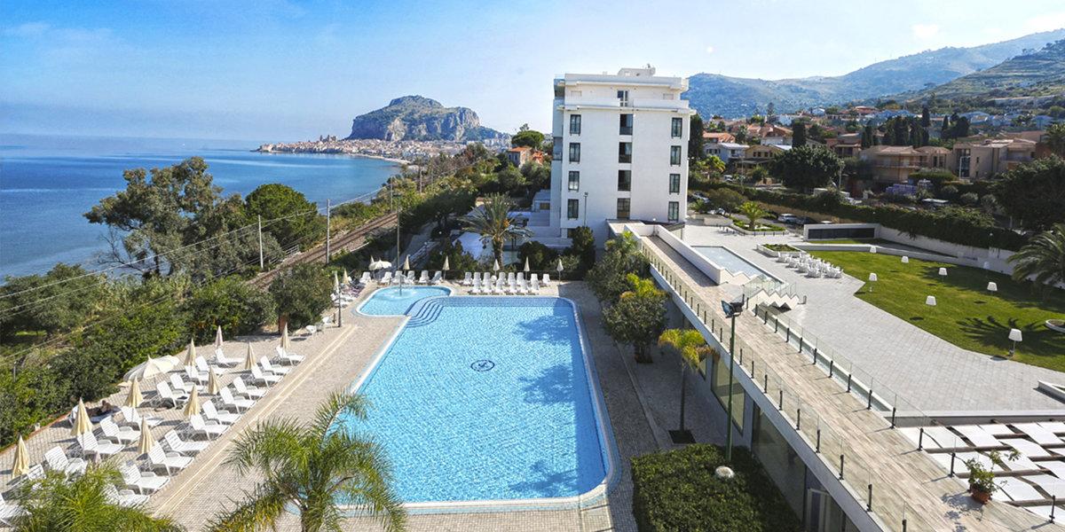 Отель SANTA LUCIA E LE SABBIE D'ORO