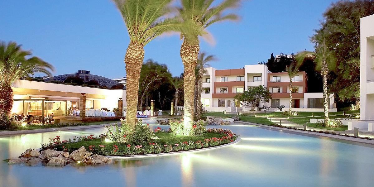 Viešbutis RODOS PALACE LUXURY CONVENTION RESORT
