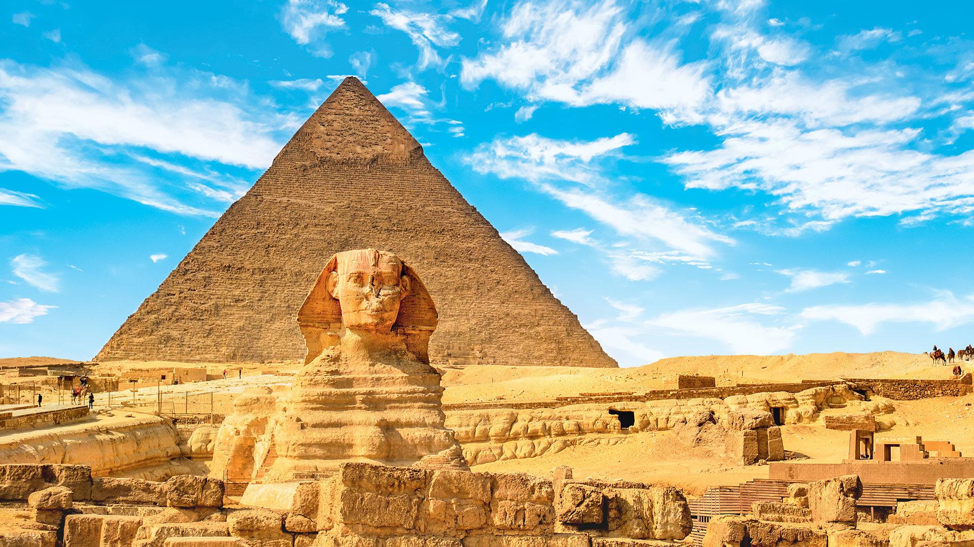 Dievai ir faraonai