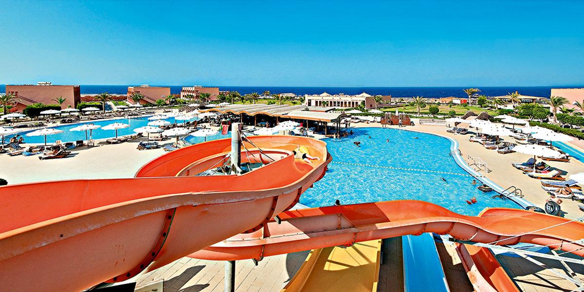 Отель THE THREE CORNERS HAPPY LIFE BEACH RESORT