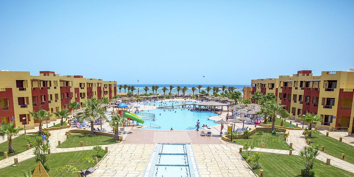 Viešbutis Royal Tulip Beach Resort
