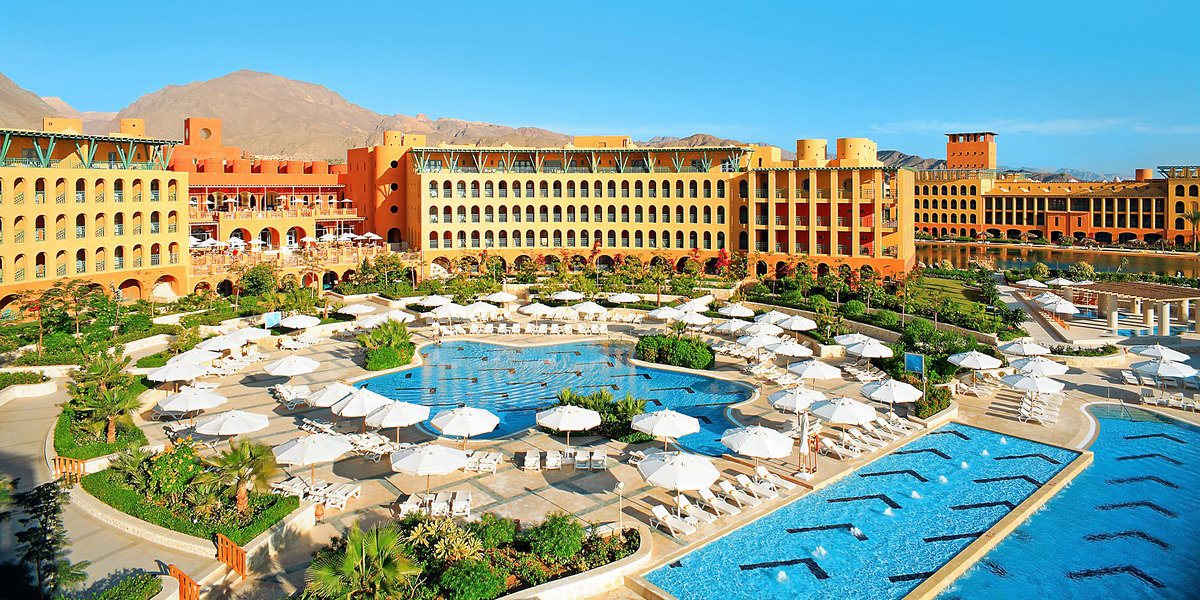 Отель STRAND TABA HEIGHTS BEACH & GOLF RESORT (пред. назв. InterContinental)